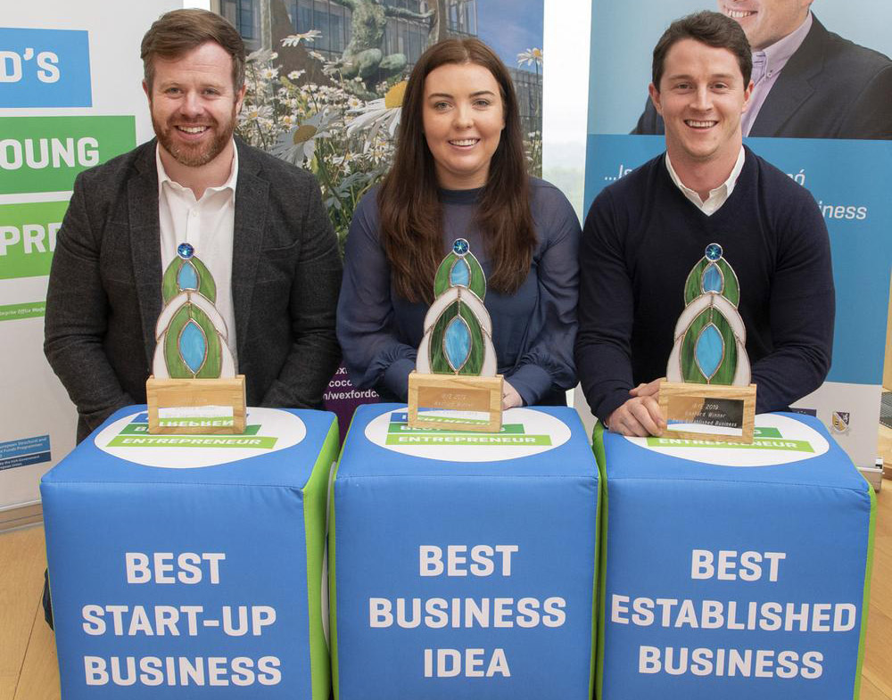 Young entrepreneurs lead the way in bright business ideas